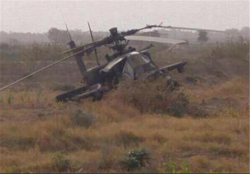 Yemenli Güçler Suud Helikopterini Düşürdü