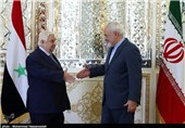 Zarif Lauds Syria's Military Gains in Deir Ez-Zor, Reaffirms Iran's Support