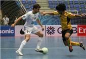تیم فوتسال دبیری تبریز با 3 گل از سد مقاومت البرز گذشت