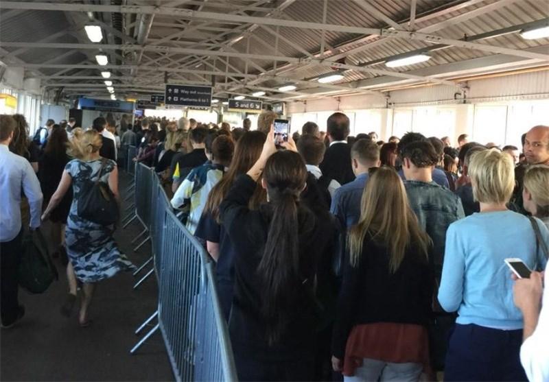 اعتصاب متروی لندن