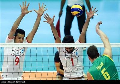 Iran Defeats Australia at Asia Volleyball Championship