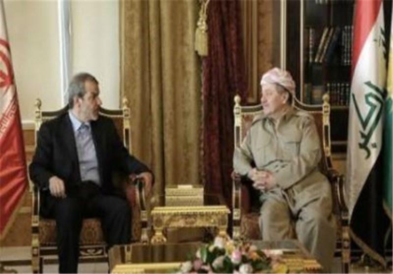 جهود إیرانیة وترکیة للتوافق بشأن رئاسة کردستان العراق