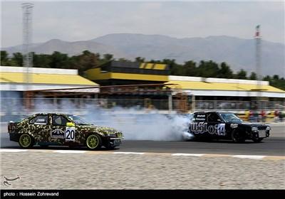 اولین دوره مسابقات قهرمانی کشور دریفت ایران