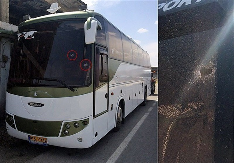 One Killed, 3 Injured as Bus Carrying Iranian Nationals Attacked in Eastern Turkey