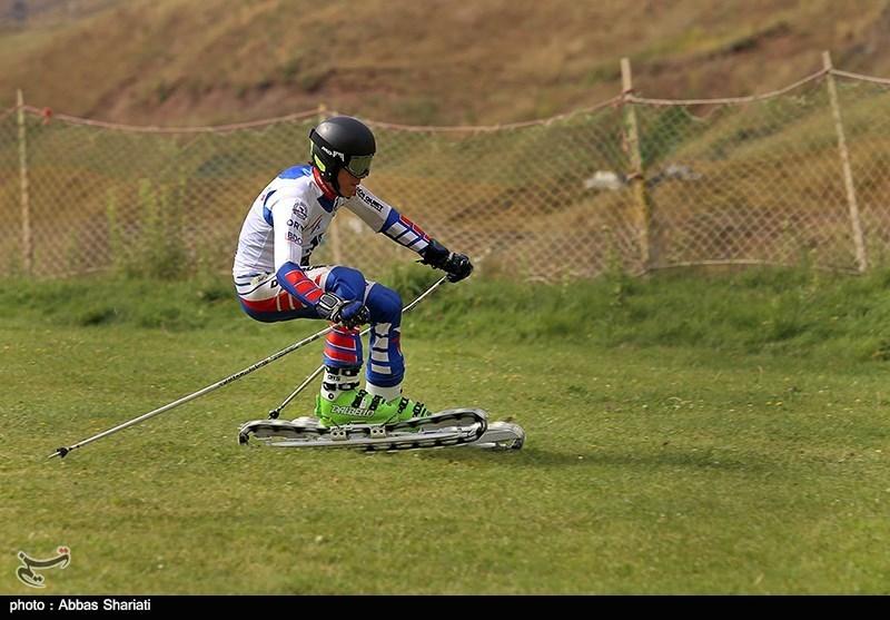 مسابقات اسکی روی چمن قهرمانی جهان - البرز