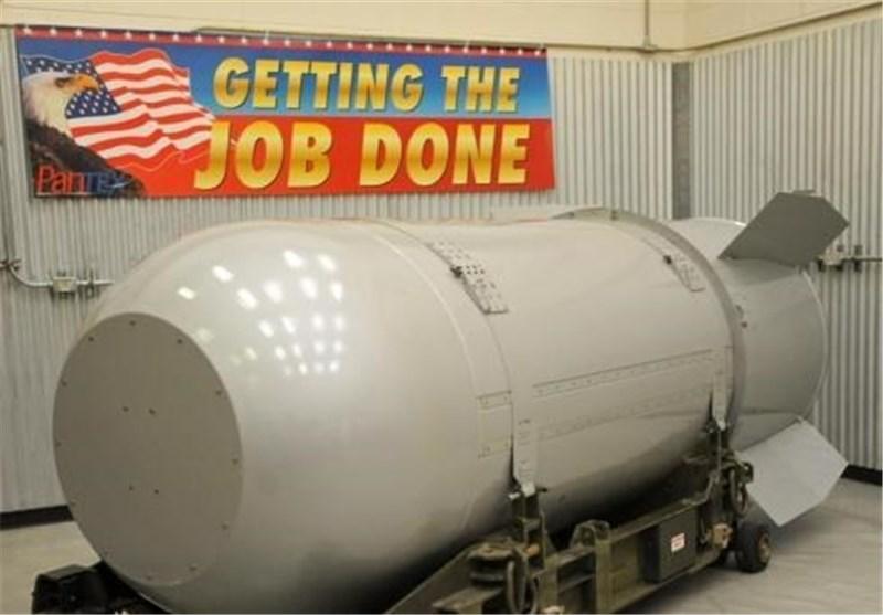 سلاح اتمی آمریکا