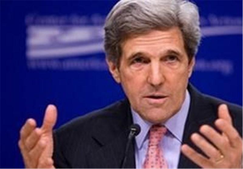 کیری: رفض الکونغرس للاتفاق النووی بین ایران ومجموعة 5+1 یؤدی لمواجهة عسکریة مع ایران