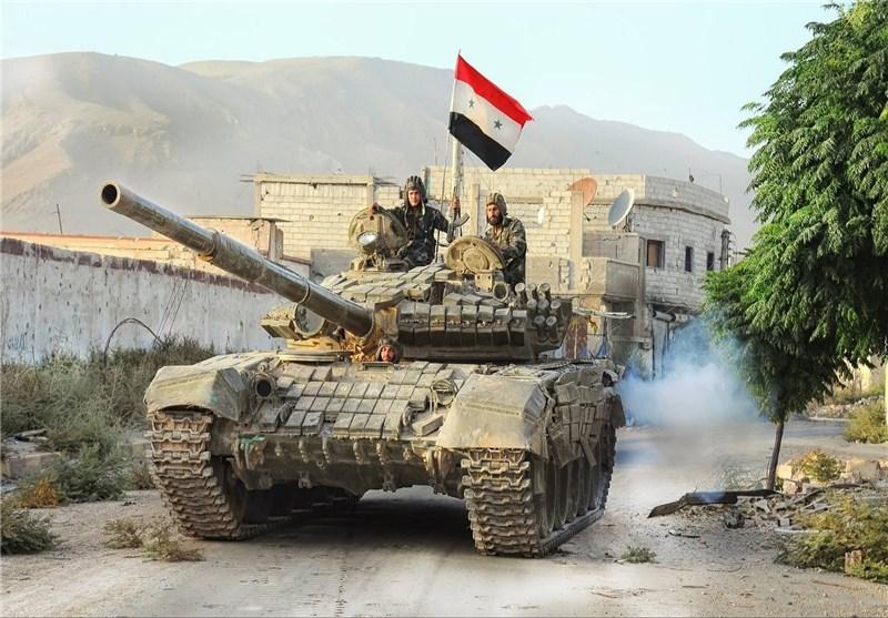 الجیش السوری والمقاومة على بعد أمتار عن مرکز الزبدانی