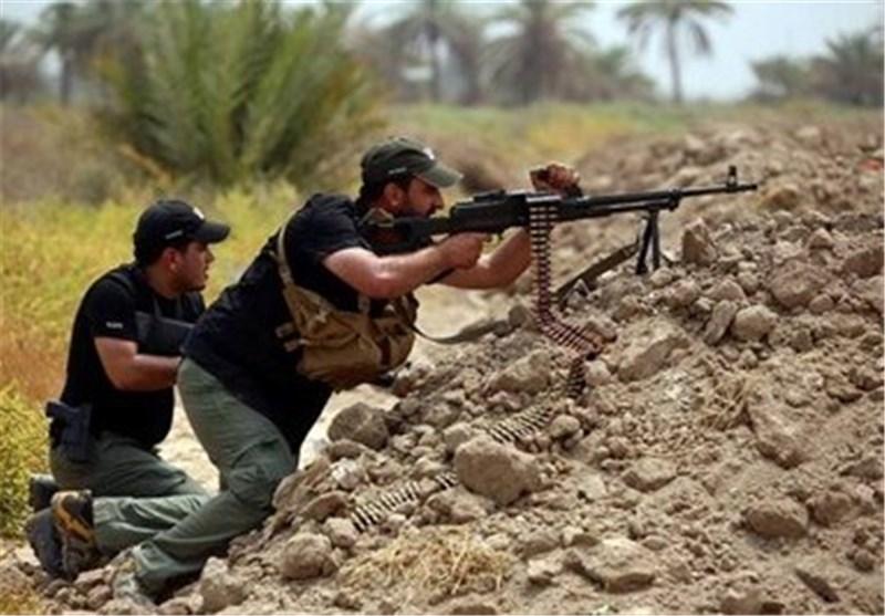 هلاک ذباح داعش فی مدینة الصقلاویة العراقیة