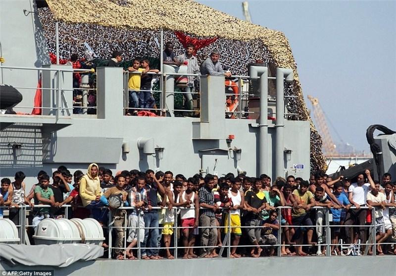 Nearly 250 Missing in Mediterranean Shipwrecks