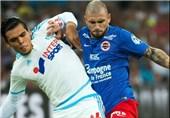 برتری موناکو و شکست مارسی در هفته اول لوشامپیونه