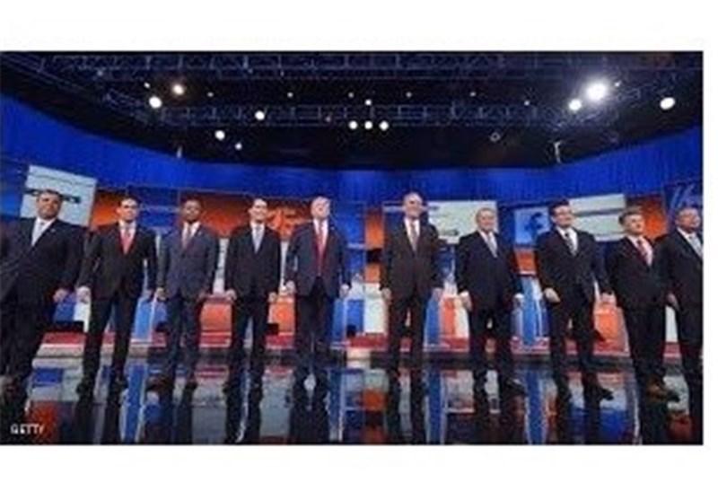 24 ملیون امریکی تابعوا المناظرة بین المرشحین الجمهوریین للانتخابات الرئاسیة القادمة