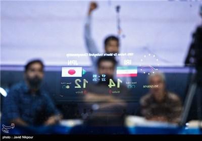 نهائی بطولة آسیا الـ 18 للکرة الطائرة -رجال
