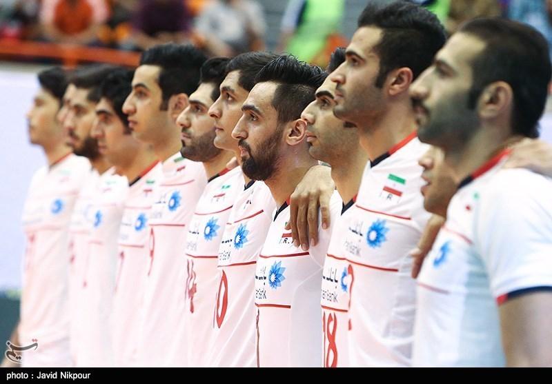 Japan Defeats Iran in Asian Volleyball Championship Final