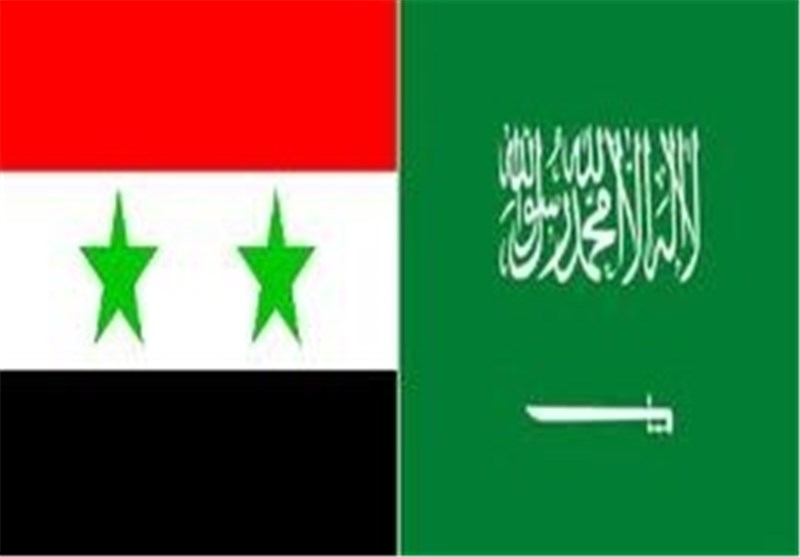 سوریا السعودیة