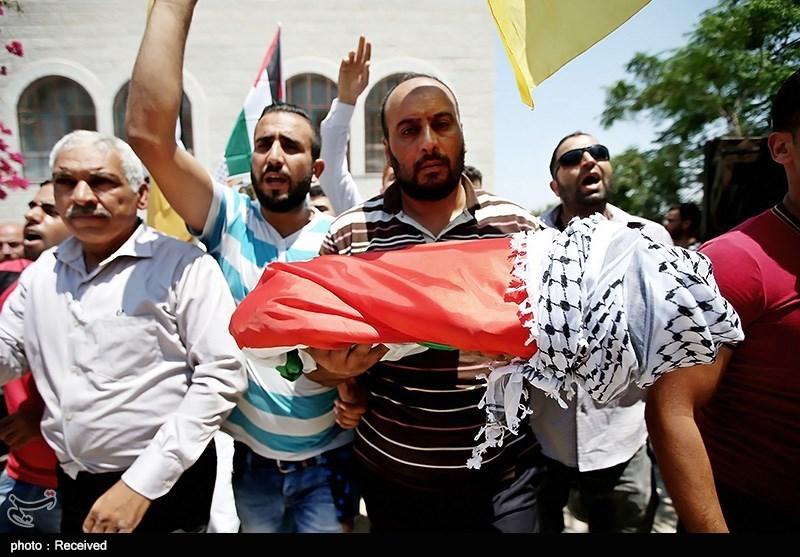 شهادت یک کودک فلسطینی در جنوب نوار غزه