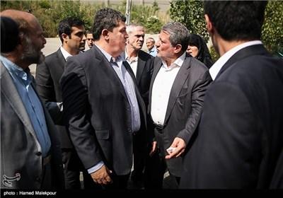 گفت و گوی مهدی هاشمی رفسنجانی با برادرش محسن قبل از ورود به زندان اوین