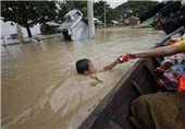 Myanmar Floods Kill at Least Five, Displace 54,000 People