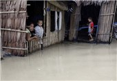 Nearly 120,000 Displaced in Myanmar Floods
