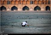 فرونشست زمینهای مسکونی و بناهای تاریخی در اصفهان