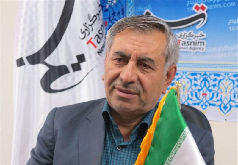 ابراهیم شرکاء مدیرعامل شرکت توزیع نیروی برق خراسان جنوبی
