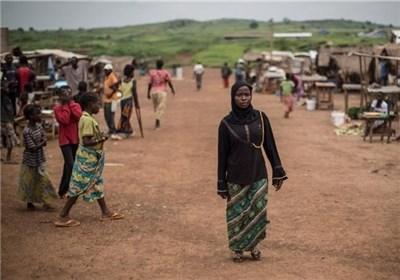آواره آفریقای مرکزی