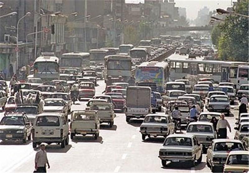 ترافیک اهواز