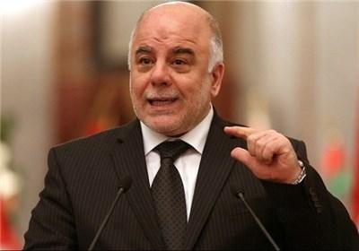 """العبادی: الید التی ترید الإنتقاص من """"الحشد الشعبی"""" ستقطع"""