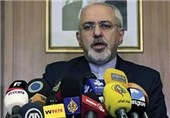 Zarif Voices Iran's Support for Lebanon's New Gov't
