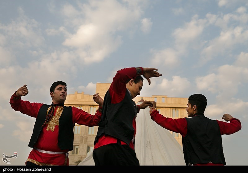 جشنواره اقوام ایرانی در فرهنگسرای اشراق