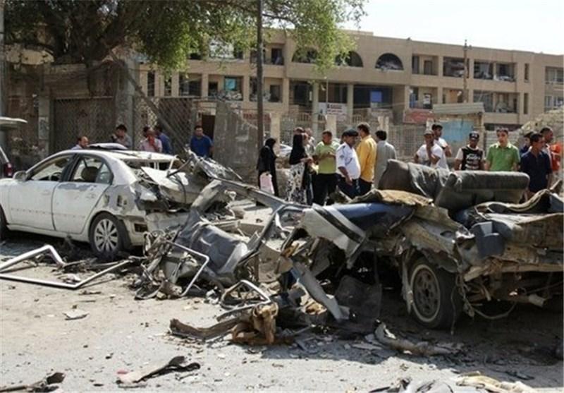 انفجار بمب عراق
