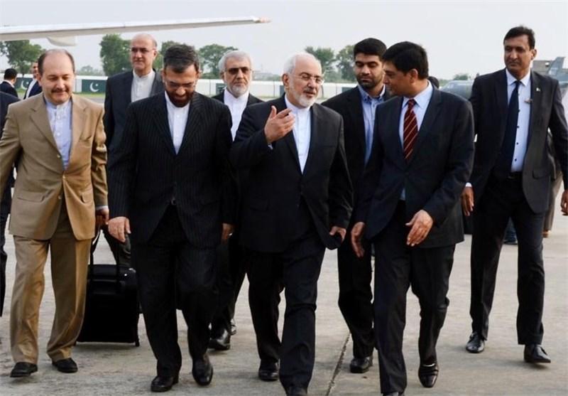 Iran's Zarif to Visit Pakistan Thursday