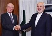 Iran, Pakistan Confer on Regional Developments