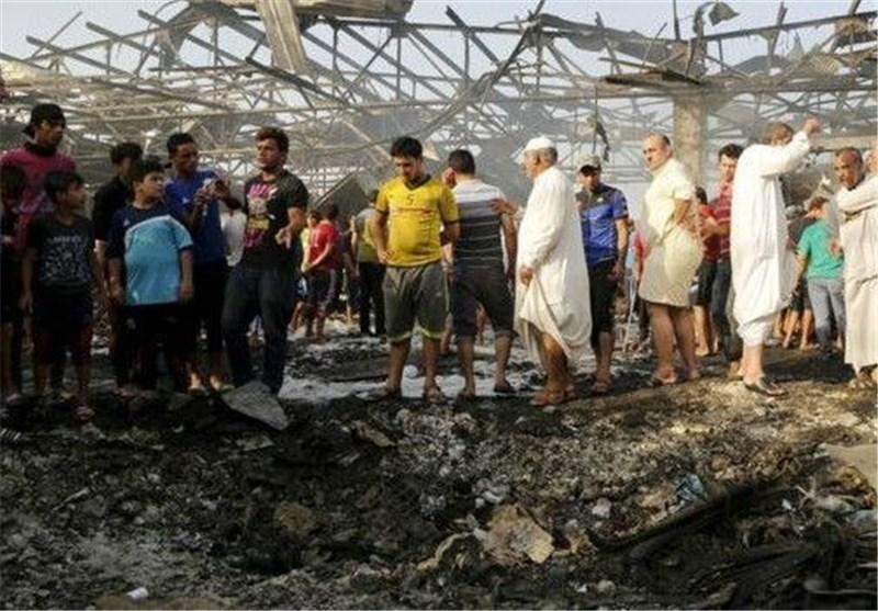 العراق یسلم جثامین الشهداء الإیرانیین الـ10 الذین قضوا فی تفجیر الناصریة