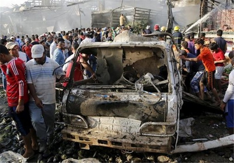 24 Killed in Baghdad Suicide Attack Claimed by ISIL