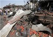 انفجار بغداد شهرک صدر جمیله