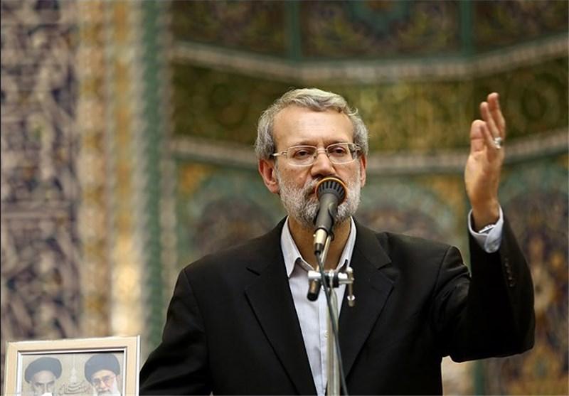 رئیس مجلس الشوری: قرارات ایران تتسم بالعقلانیة دائما والغرب طالب بالمفاوضات أکثر من مرة