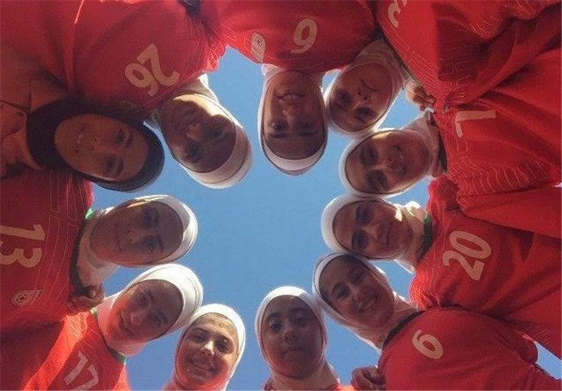 Iran's Women Football Moves Up Two Places at FIFA Rankings