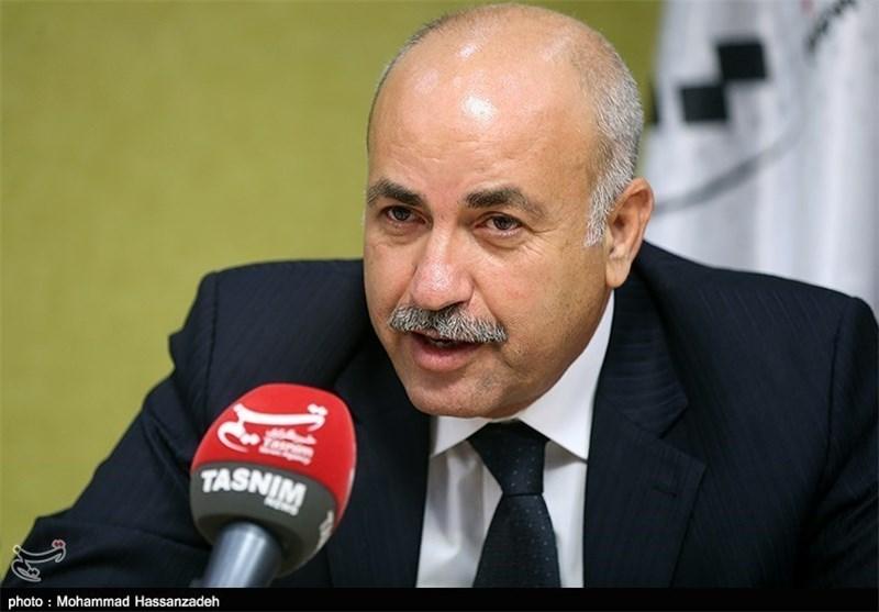 علی عبدالله الاحمد مشاور سیاسی وزیر اطلاع رسانی سوریه
