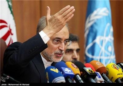 علی اکبر صالحی رئیس سازمان انرژی اتمی