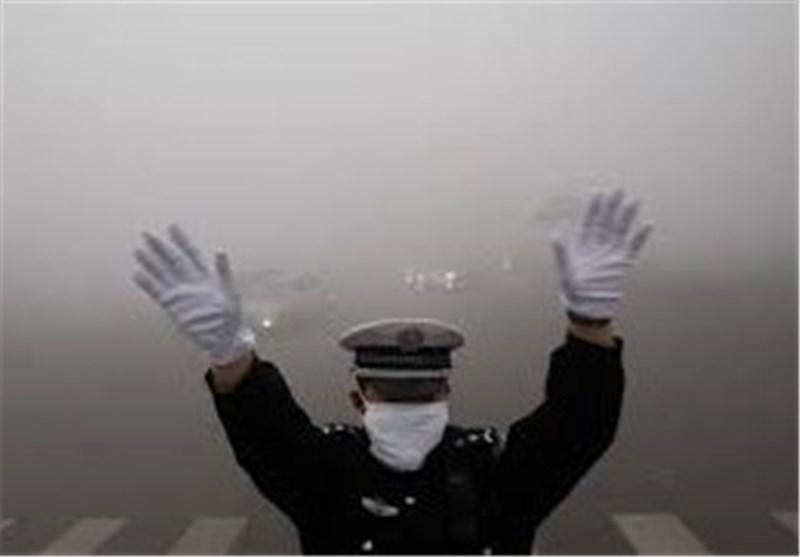 التلوث فی الصین