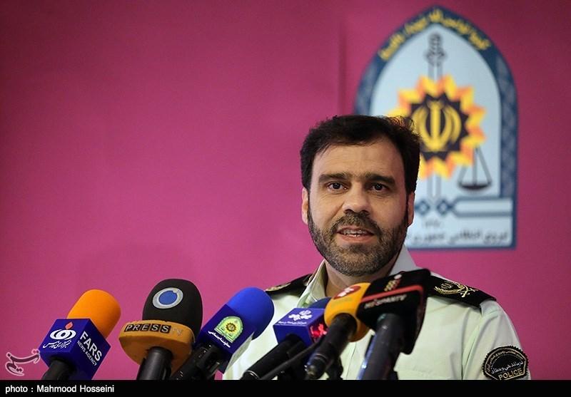 Iran Hunting for Terrorists behind Killing of Border Guards: Police Spokesman