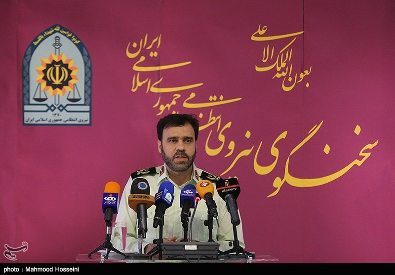 Police Pursuing Recent Cyber-Attacks against Iranian Websites: Spokesman