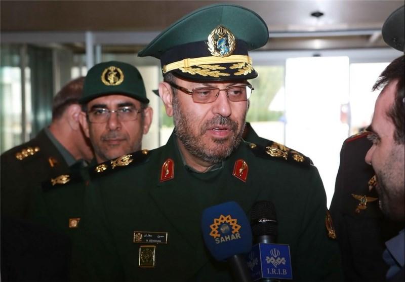 سردار دهقان وزیر دفاع
