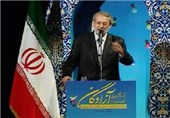 Larijani Slams Certain Countries' Role in Muslim Nations' Crises