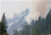 Wildfires Threaten Homes in Idaho, Washington, California