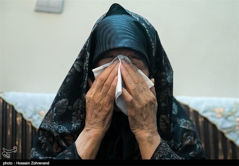 پایان 30 سال چشم انتظاری مادر یک شهید تهرانی+فیلم