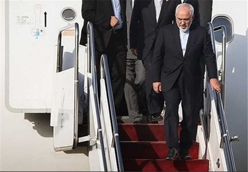 وزیر الخارجیة یصل موسکو والأخیرة تعتبر طهران شریکا فاعلا فی حل الازمات