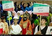 افتتاحییه بیست و ششمین دوره مسابقات ورزشی دانش آموزان دختر سراسر کشور- تبریز
