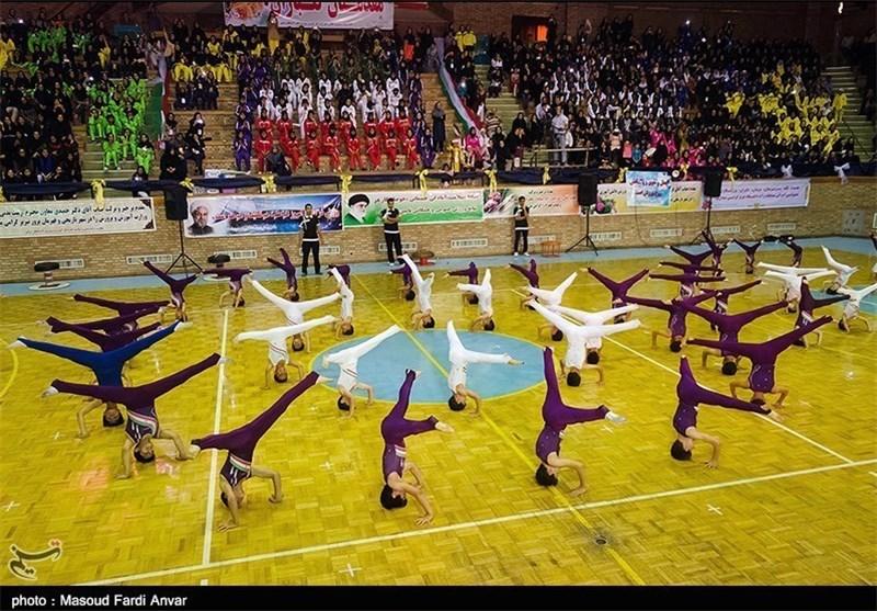 دومین دوره المپیاد ورزشی زیر 16 سال در اردبیل برگزار میشود